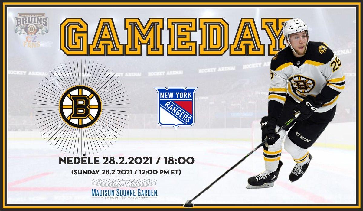 Rangers again, nothing to say, just LET'S GO BRUINS !!! 🖤💛🐻💛🖤  #NHLBruins #bruinsfamily #bostonbruinsCZfans #Gameday #bruins #bostonbruins #nhl #hockey #hockeylife