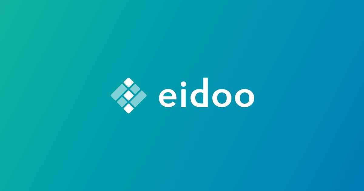 Tweet by @eidoo_io