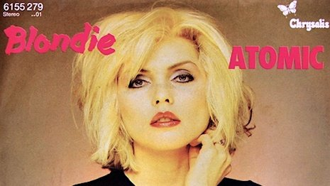 Replying to @LazyStardust5: Blondie - Atomic Today on 1980 No.1 in UK   📻