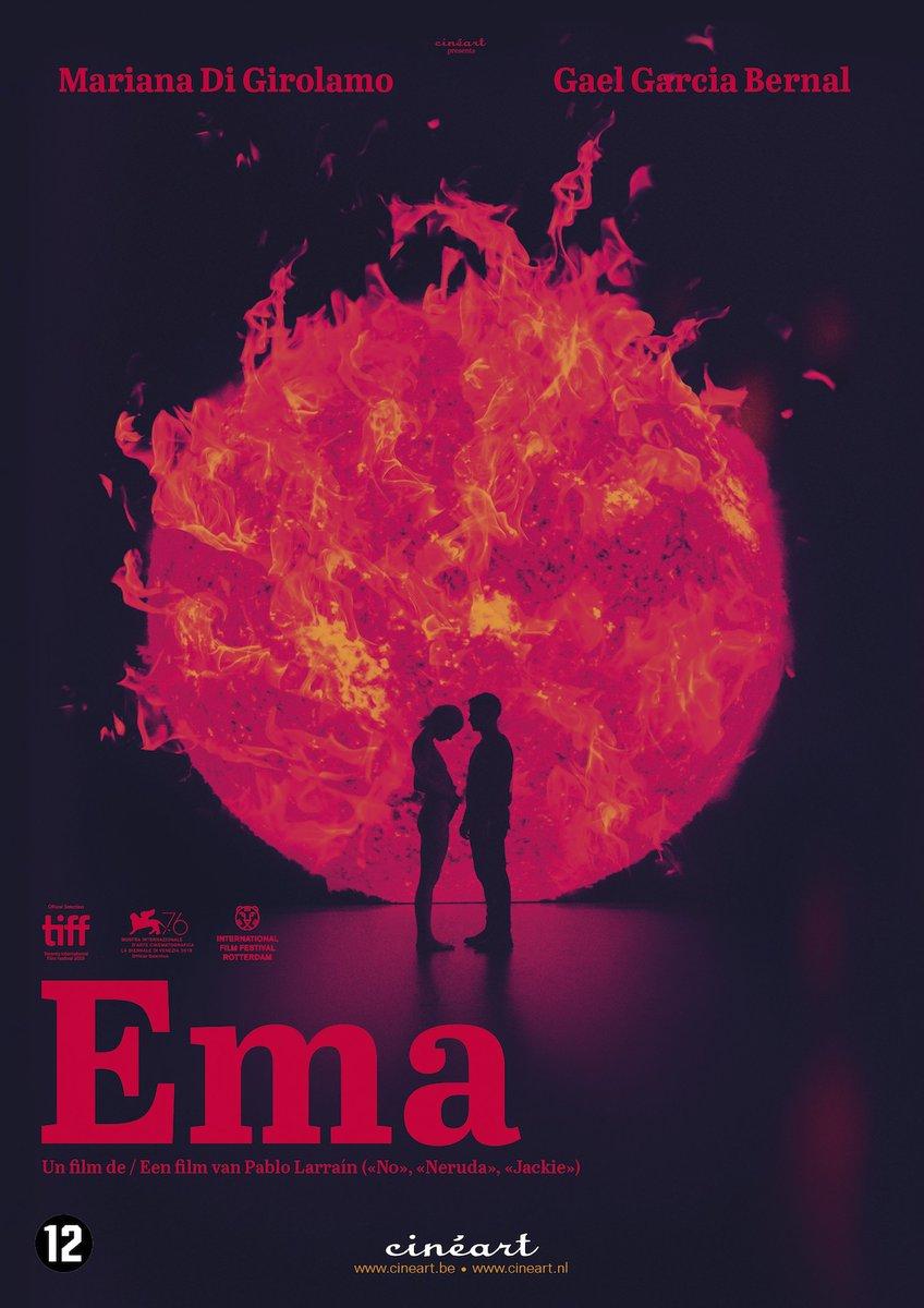 """Ema. Recensie:  """"een vreemde collage aan ideeën en stemmingen, net alsof Larraín meerdere onuitgewerkte projecten in één film wilde stoppen"""" #Ema"""