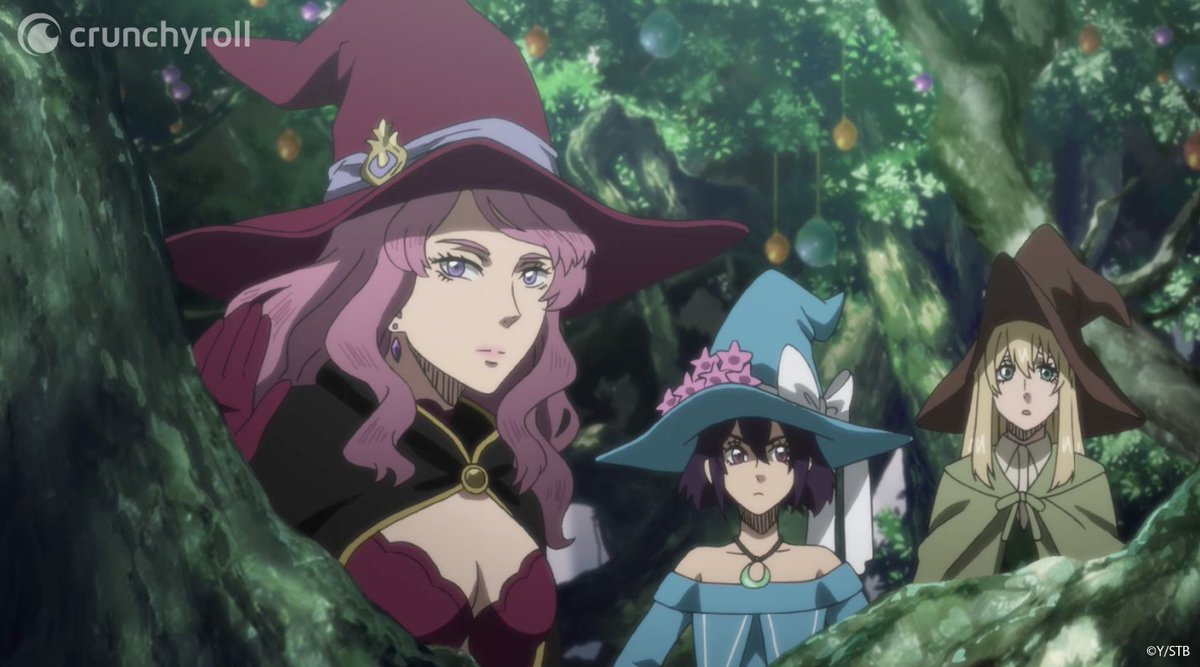 #BlackClover #Toonami Well that was a nice Vanessa centered episode