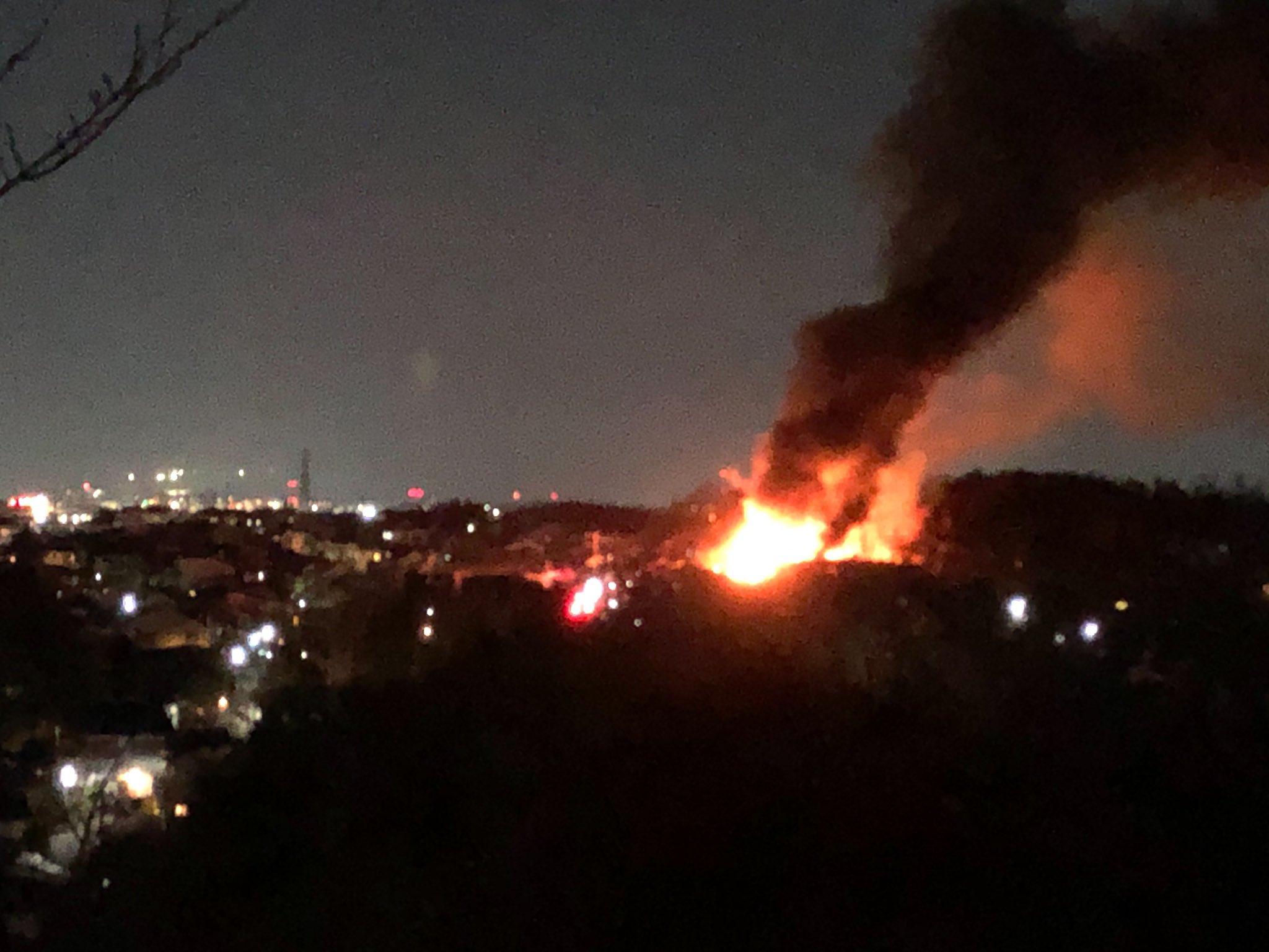 鎌倉 火事