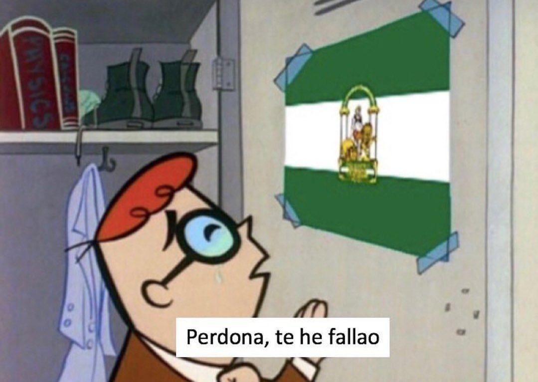 Replying to @LMDShow: Día de Andalucía y me levanto antes de las 14:00 😔