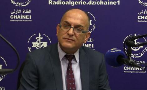 #الجزائر إلياس رحال للإذاعة: التحقيقات الوبائية لم تثبت إنتشار #النسخة_المتحورة لـ #فيروس_كورونا