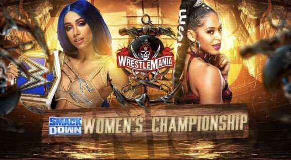 Whether Bianca vs. Sasha is last or not, it will still be a moment in history.  This is not just an ordinary championship match. This is a big deal for both women and the African-American community.  Don't fuck this up, WWE.  #BlackHistoryMakers