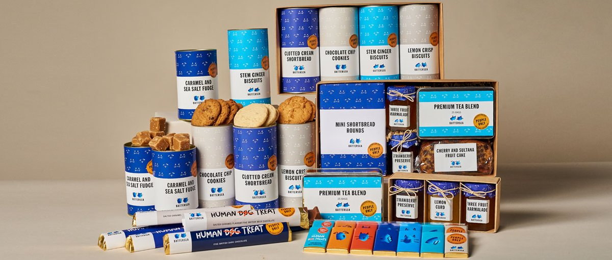 Find the perfect sweet treat for your mum this #MothersDay by shopping our new collection of jams, biscuits and teas. 🍰 Buy a gift and help to support the dogs and cats in our care here: