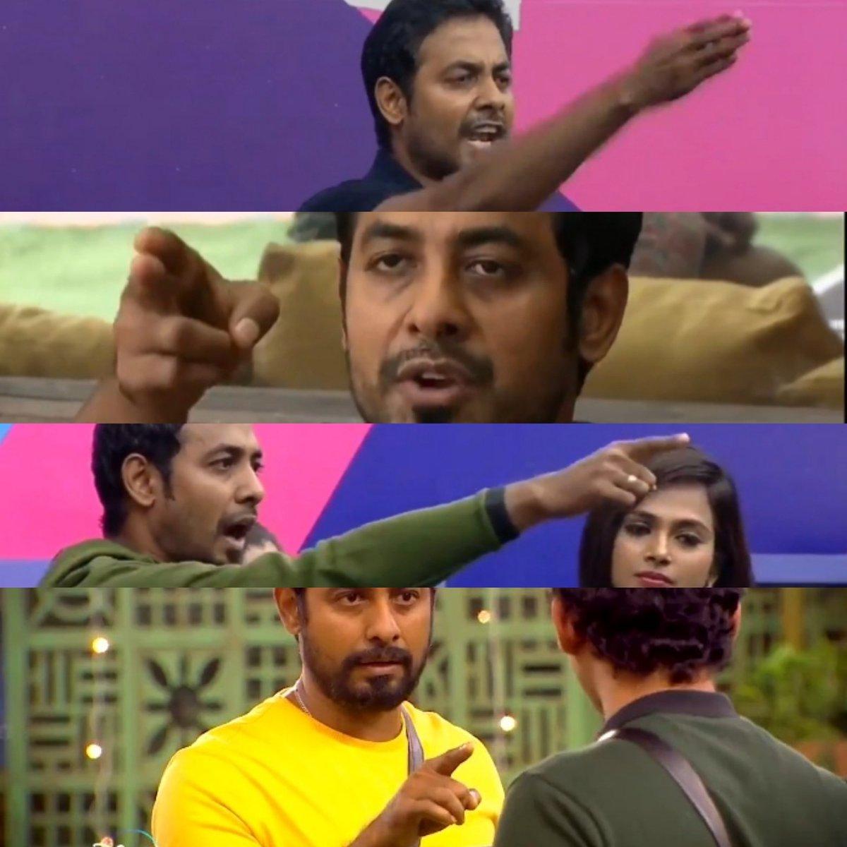 Ini vara pora #BiggBoss seasons la எவன் vena love 💘 nd comedy track la famous aagalam...  Aana mass nu 🔥 eduthu kitta adhu enga #Aari annan 🔥💥mattum dhan..🤫  #AariArjunan #AariArmy