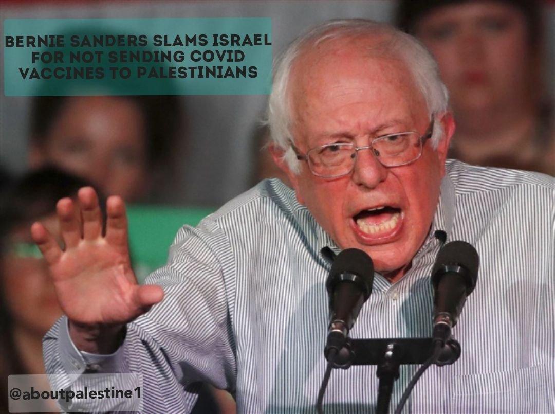 Stand with #Palestine!   @MEeye18 #BernieSanders  #BDS