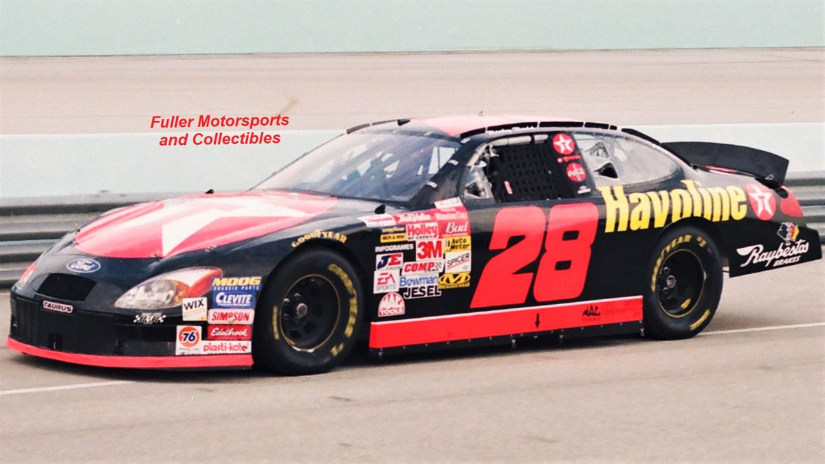 Ricky Rudd @HomesteadMiami in 2001. #Rooster