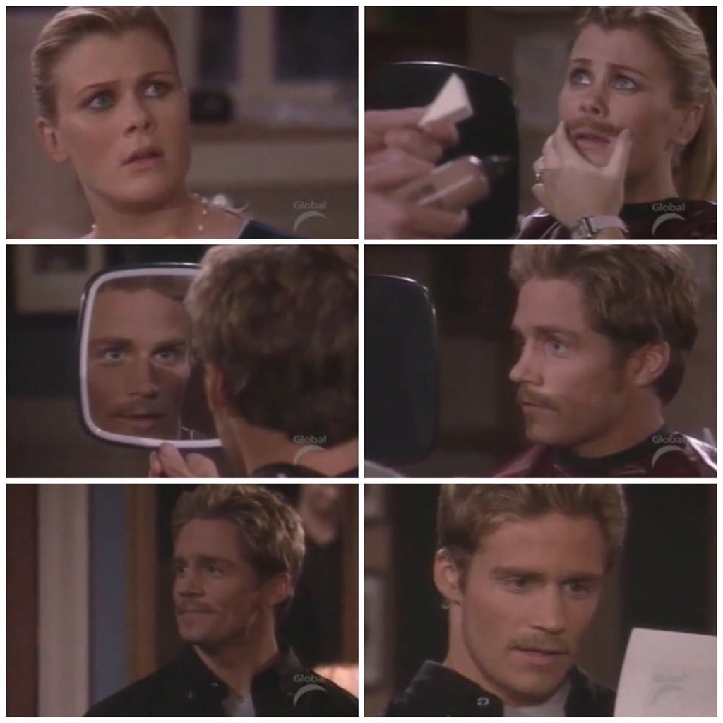 #OnThisDay in 2005, Sami became Stan, as Dan Wells temporarily assumed the role of Sami while Alison Sweeney went on maternity leave #Days