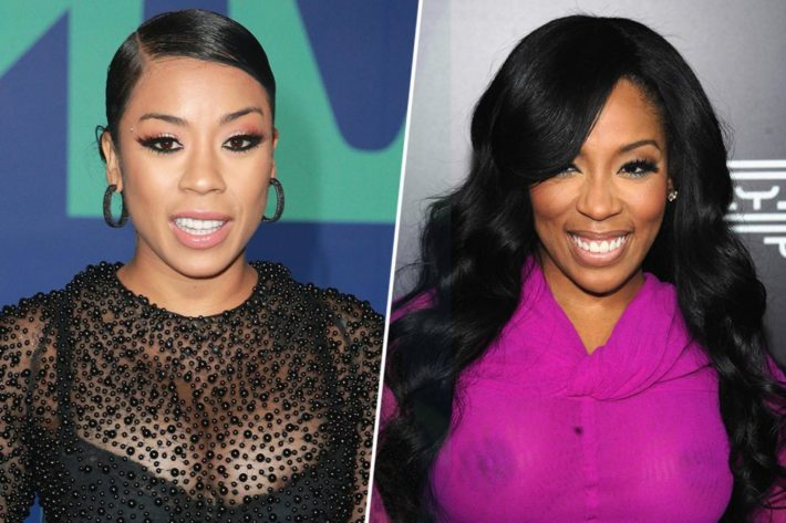 At Last K. Michelle and Keyshia Cole Bury Beef  #News #KMichelle #KeyshiaCole Michelle and Keyshia Cole have ended their beef and might even release a collaborative EP soon. The pair reportedly ended their beef in...