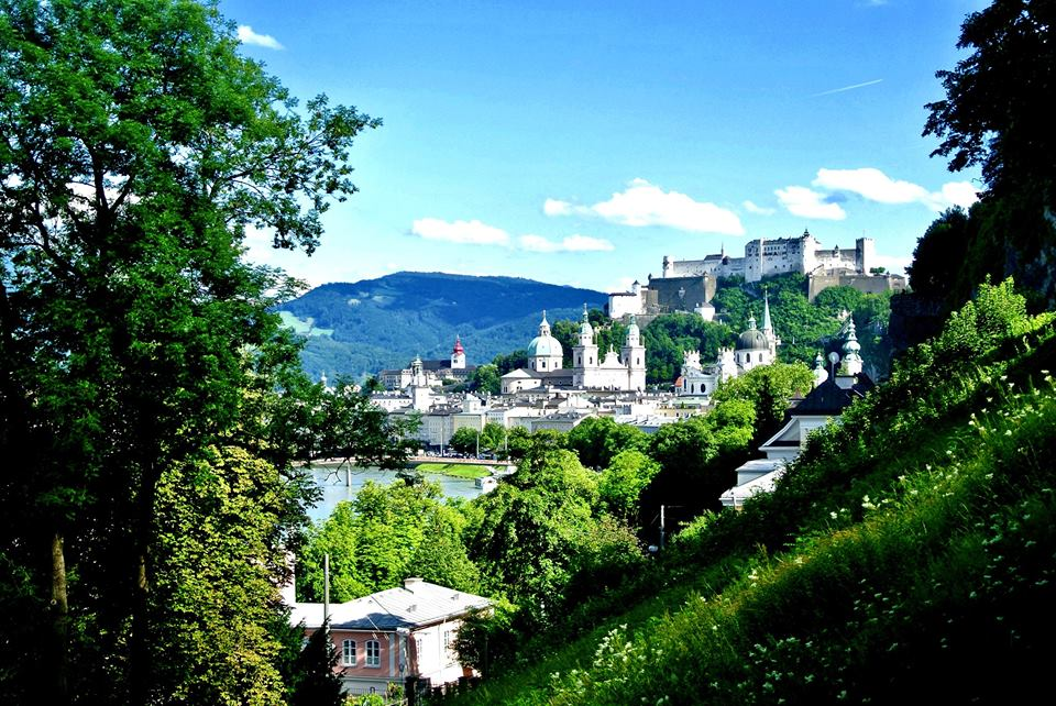Climb Every Mountain     #travel #lookatourworld #travelbloging #travelbloggers #Austria #Europe #Mountains #Salzburg #SoundOfMusic