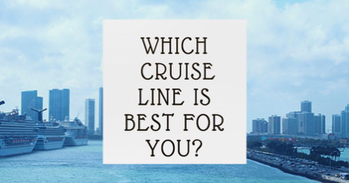 Here's something fun! Even if you aren't cruising now, start planning. 😎🌴🛳 Take a quick quiz and discover which cruise line is best for your next vacation.   #myvirtualvacations #cruiser #cruiselife #familytravel #SundayMotivation