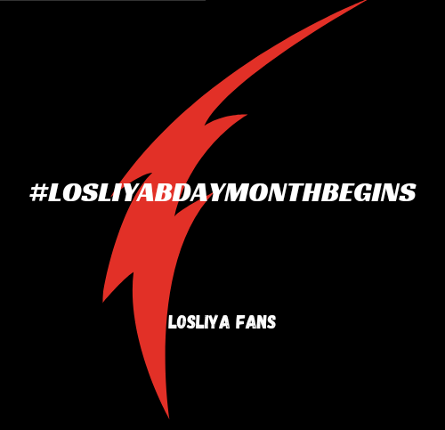 ❤️ #LosliyaBDayMonthBegins ❤️  So the tag is released ✌️  - Post tweets with the tag    - Retweet every post you see with the tag.  - Retweeting is very important ❤  Show your love towards to  Our Girl ♥️  #FriendshipSummer @Losliyaoff