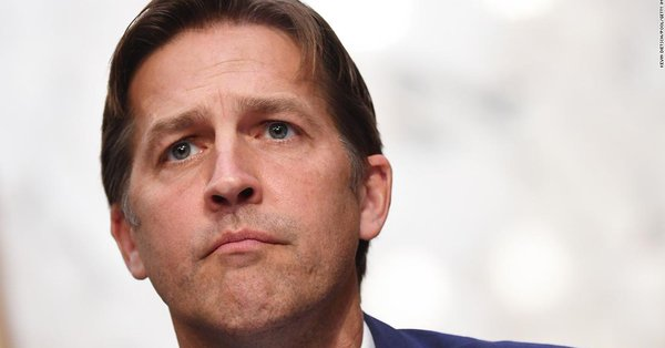 """Republican Sen. Ben Sasse blasts the party for the """"weird worship of one dude"""" after the Nebraska GOP rebukes him for his vote to impeach former President Donald Trump"""
