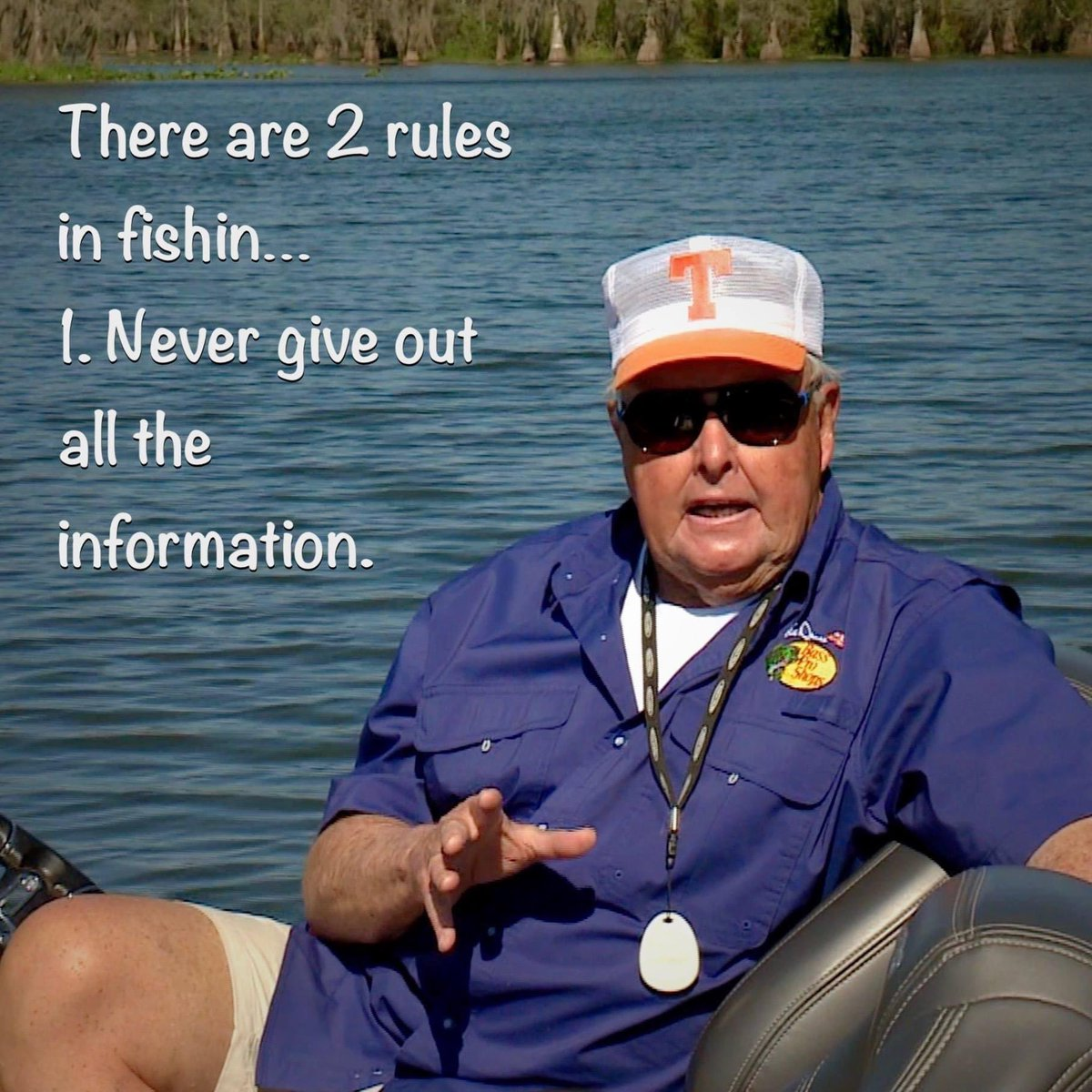 Just remember... 🤣🎣 #rules #fishing #sundayvibes