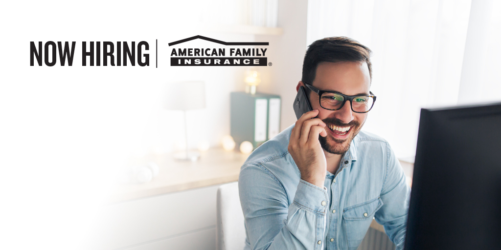 Passionate about sales and customer service? Want to nourish, build and maintain customer relationships? Apply for our sales and service representative opportunity today and join the Robert Johnson @AmFam Agency team in Chicago, IL!  #iWork4AmFam