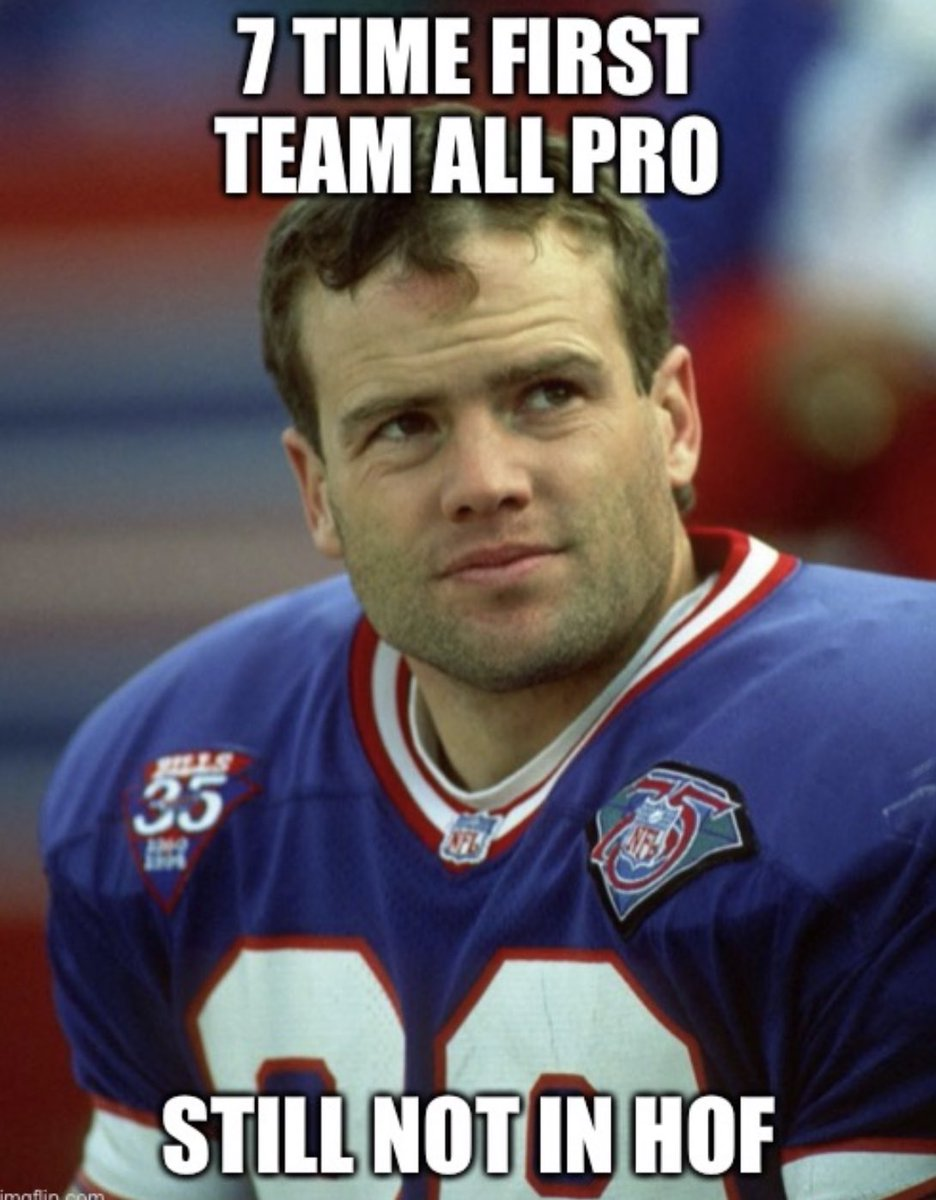 Steve Tasker will NEVER acknowledge that he belongs in the HOF. He's notorious for saying that Special Teams don't belong.  IT'S UP TO US TO BE STEVE TASKER'S ADVOCATE FOR HOF CONSIDERATION.    Be a part of the Steve Tasker Streat Team!  FOLLOW and RETWEET!  #GoBills #BillsMafia