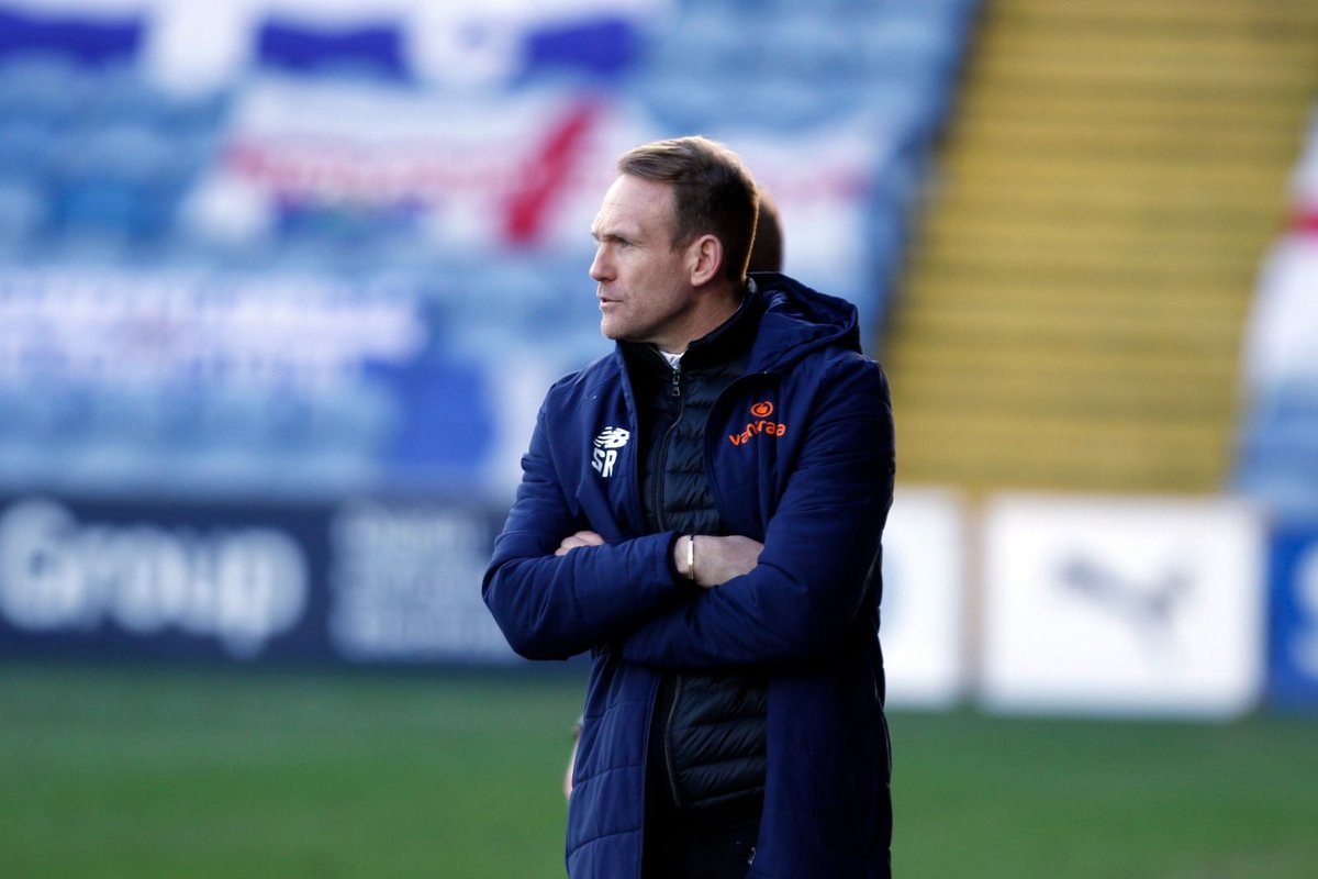 "💬 ""I thought we were the team on top from the start of the game. We deserved our lead, and I thought we dealt with the threats that came our way.""  Hear post-match reaction from the manager after yesterday's victory over Chesterfield at Edgeley Park 👉"