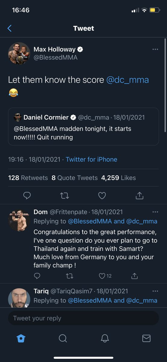 @dc_mma @BlessedMMA She'll we just try and forget about this tweet then dc 😉😂@dc_mma https://t.co/Zmn7Bktdy2