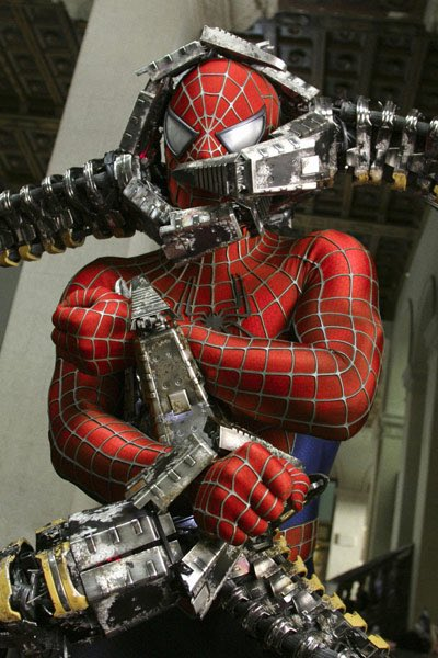 Spider-Man 2 remains one of the best not only Spider-Man films but comic book films in general. It's a great showcase of the duality of the character of Peter Parker and a film I cherish to this day.