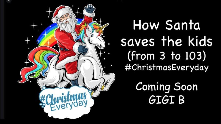COMING SOON - SuperSanta Saves the Day (for kids 3 to 103)  #SantaUnicorn #NewYear2021  #childrensbook  #FamilyTRAIN #GoldenHearts #JoyTRAIN #SuccessTRAIN  #JoyPublications @JeanetteJoy  @GiGiBclub @loveGoldenHeart  @BabyGo2014 @glasgow_bruce