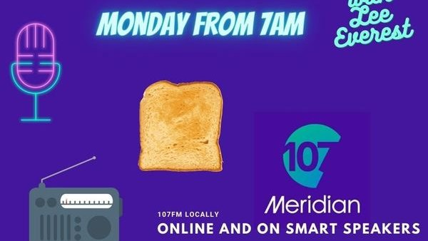 Meridian Breakfast LIVE 7am w/ the latest news on the first show from our brand new studio, we'll be discussing #NationalPieWeek which begins today, what is your favourite? let us know here or email studio@meridianfm.com @tunein app or 107FM or just #AskAlexa #Breakfastshow