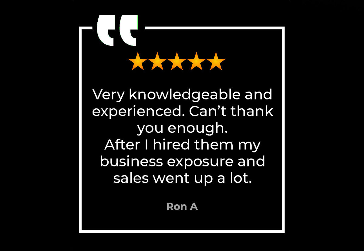 We love to hear from our customers.  #review #reviews #marketing #marketingstrategy #digitalmarketing #digitalmarketingagency
