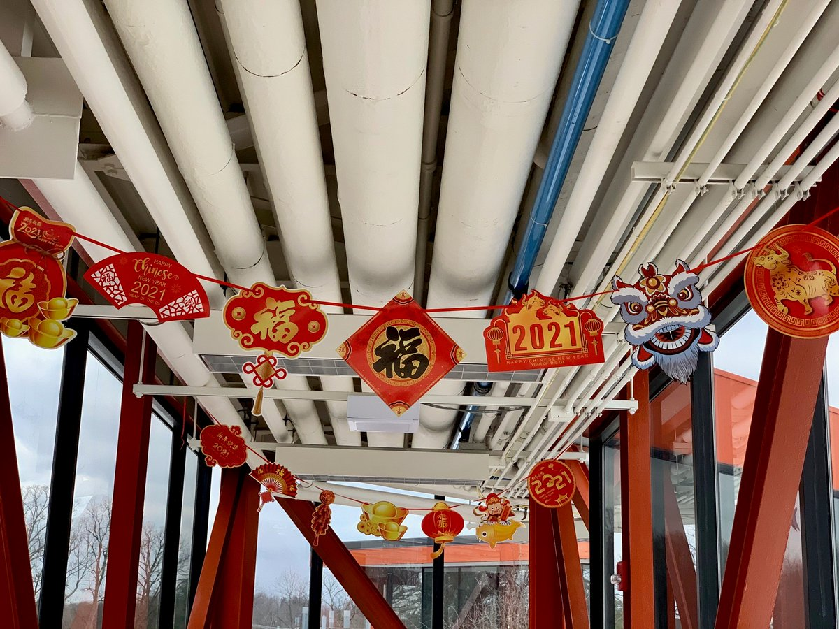 Our employees celebrated the #LunarNewYear many ways – from decorating offices in traditional colors to hosting a virtual celebration with entertainment. See how our teams welcomed the #YearoftheOx.