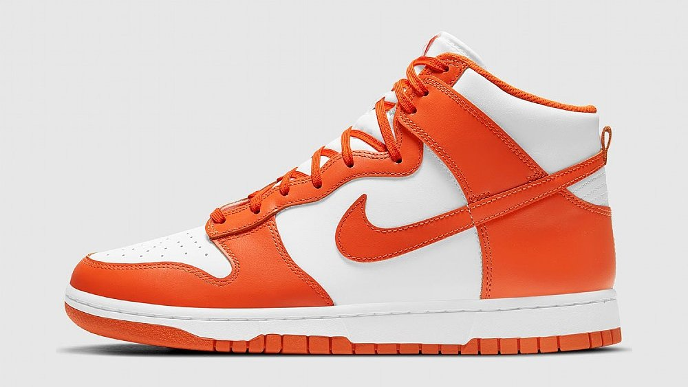 SevenStore online raffle live for the Nike Dunk High Retro