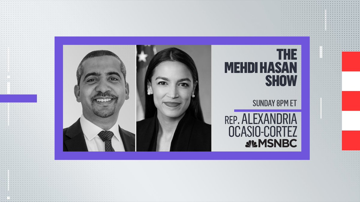 Forget the Golden Globes, tonight at 8pm Eastern, watch me interview @AOC live on the debut of my new @MSNBC show