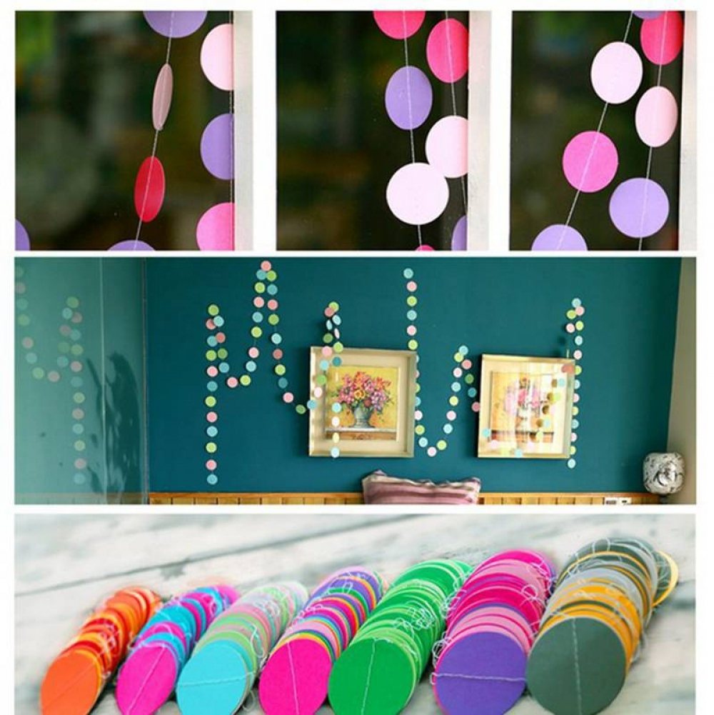 Party Colorful Flags Banner #beautiful #love