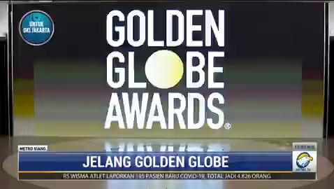 Persiapan acara Golden Globe Awards di Rainbow Room yang terkenal di New York mulai dilaksanakan usai tertunda selama hampir 2 bulan karena pandemi covid-19. #MetroSiang #KnowledgeToElevate