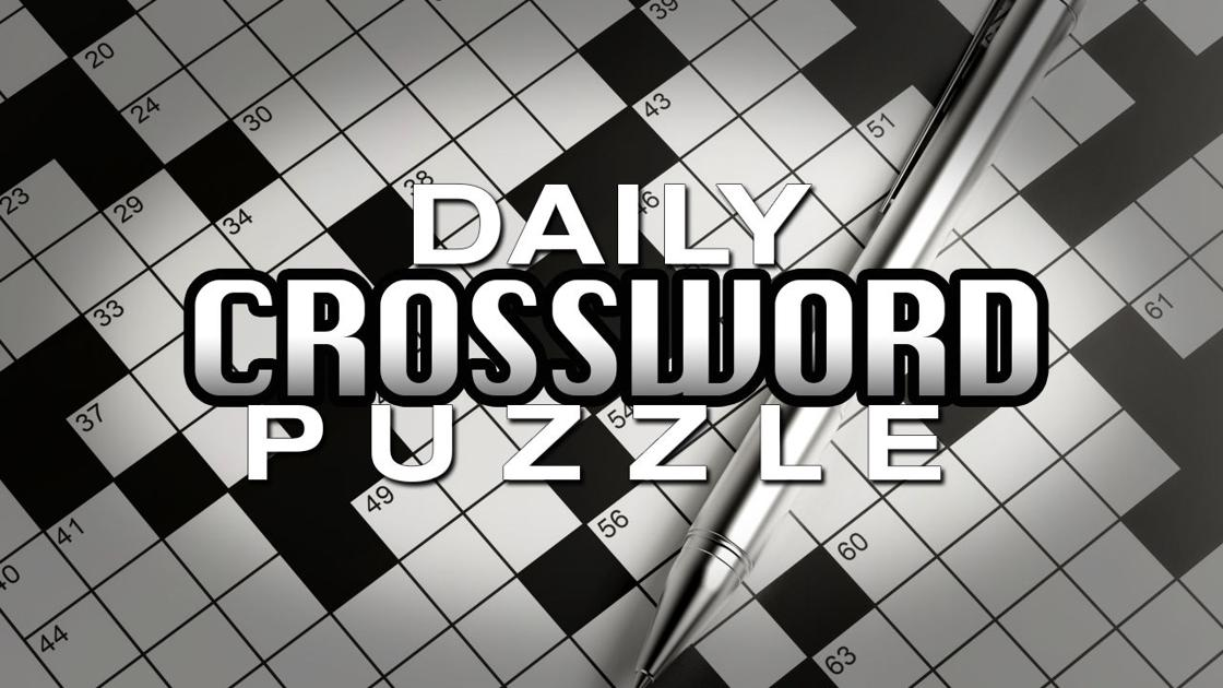 """#CROSSWORD #PUZZLE OF THE DAY  """"The (pre)Fix is In"""" by Barb Olson  60,000 #free #eBooks like #TheChessmanofMars by #EdgarR.Burroughs -   You'll #love our #free #resources like #books, #media, #info, #reference, #news  👁️💕📚 -"""