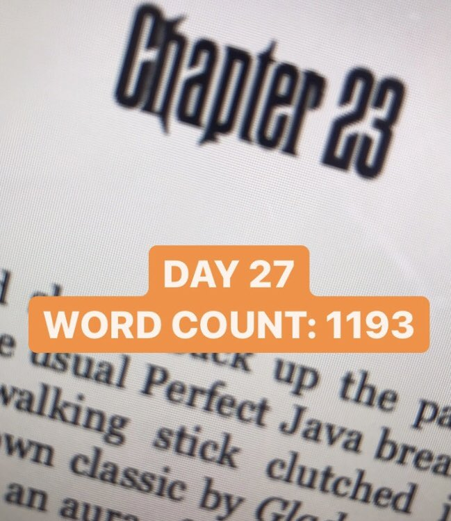 Day 27 It's only words and words are all I have... #vaticanunholyalliance #writing #reading #readers #wordcount #booksandnovels #author #writingcommunity #writerslife #selfpublishing #literaryagents #writersnetwork #bookshelf