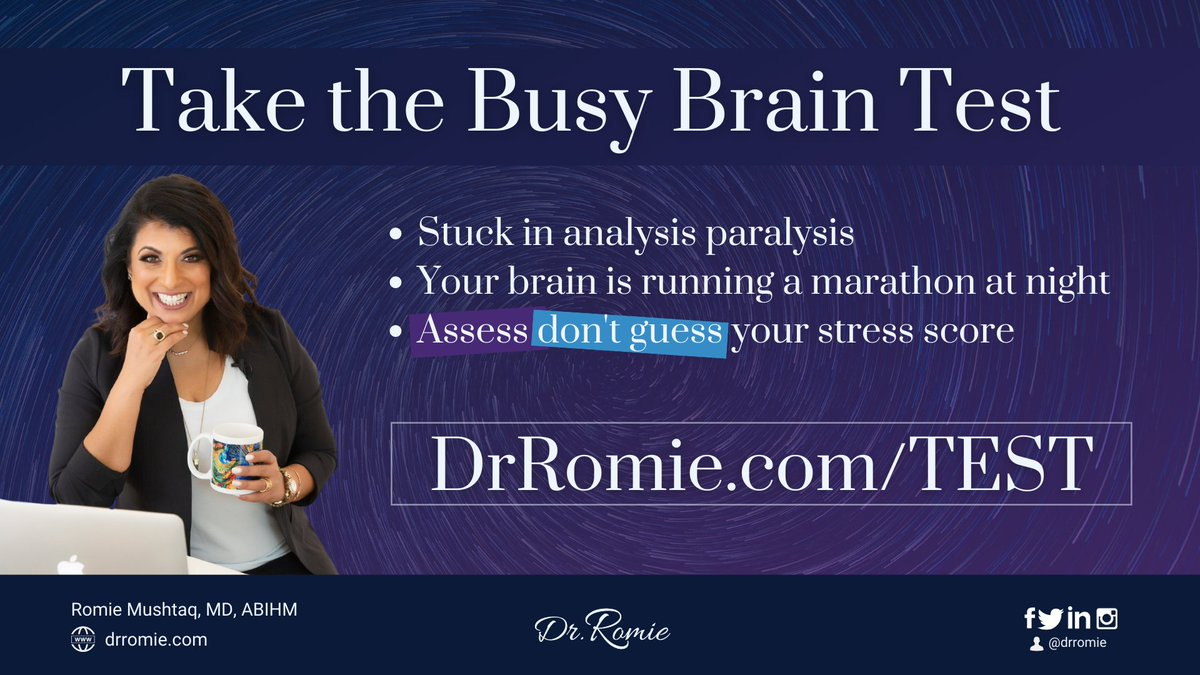 Struggling with #selfcare? Take this 4-minute free test to see if brainDRAIN is robbing you of sanity and sleep.    #SundayMorning #SundayThoughts #stressrelief