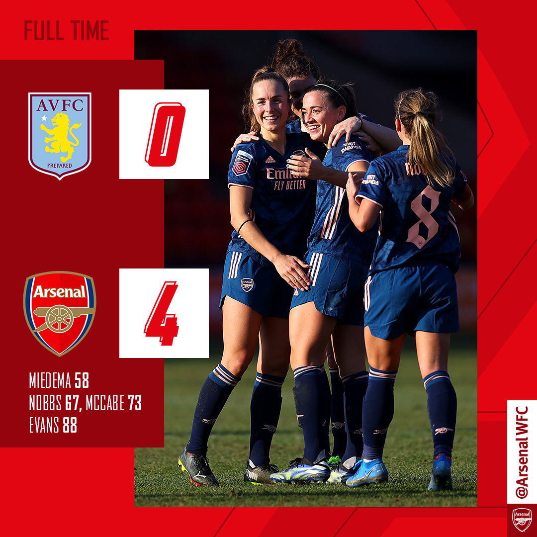 𝗕𝗮𝗰𝗸 𝘁𝗼 𝘄𝗶𝗻𝗻𝗶𝗻𝗴 𝘄𝗮𝘆𝘀 😎  Onto the next one - together! ✊  @BarclaysFAWSL 🏆