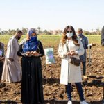 Image for the Tweet beginning: Enabling female farmers to produce