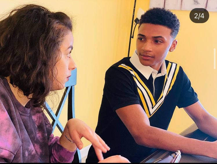 300 Million views and counting! 👏🏽 Congratulations @BRTB_TV  . Find out what JJ (16 years old) is going to be up to while trying to lead the Davenport Million dollar legacy 🔥🍾🎥 #trianglethewebseries #actor #youtube #emmys #award