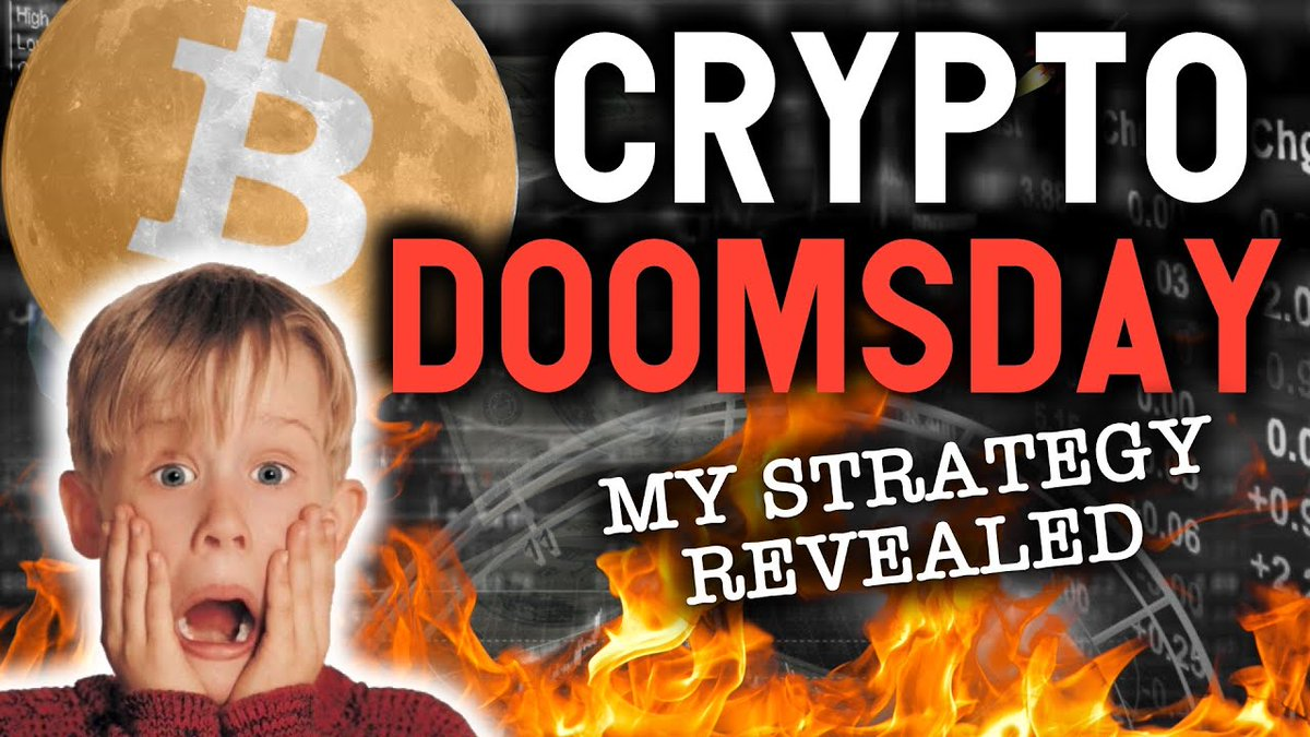 #Crypto #Doomsday? NOT YET! My #Strategy to #Maximize #Gains!    #Cryptocurrency #Currency #Videos #Vlog #YouTube