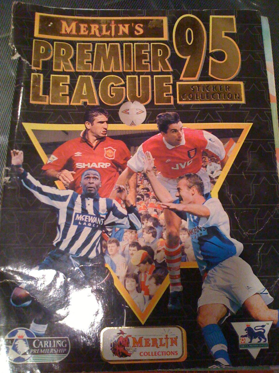 What was everyone's first Merlin sticker book? I think mine was either this, 94 version or Gladiators. #sundayvibes #Throwback #nostalgia