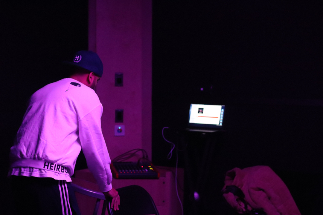 Sound boy there's no need to worry.  Sound checks for the listening session @atmthegoat l @sixthedon • • #everythingstreams #new #music #song #hiphop #musicians #nyc #art #artist #writer #producer #believe #create #inspire #newrules #indie #follow #instagram #instadaily #in