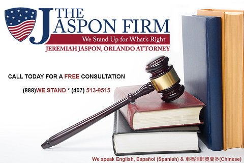We Stand Up For What's Right Orlando Personal Injury Attorney The Jaspon Firm located in #Orlando #Florida Visit:  or Call (407)513-9515 #personalinjury #caraccident #orlandolawyer #lawyer