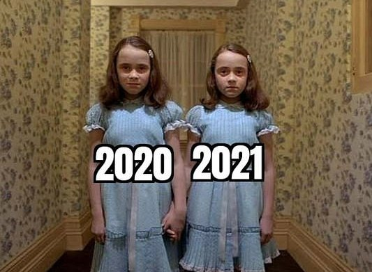 I was told March 2021 would be different!  #CancelMarch #COVID19