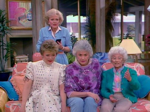 "#OnThisDay February 28, 1987, #GoldenGirls aired S2E20 ""Whose Face Is This, Anyway?""  Blanche goes to a #sorority reunion, and isn't the prettiest... so she considers #PlasticSurgery #RueMcClanahan #EstelleGetty #BeaArthur #BettyWhite #Breasts #NoseJob"