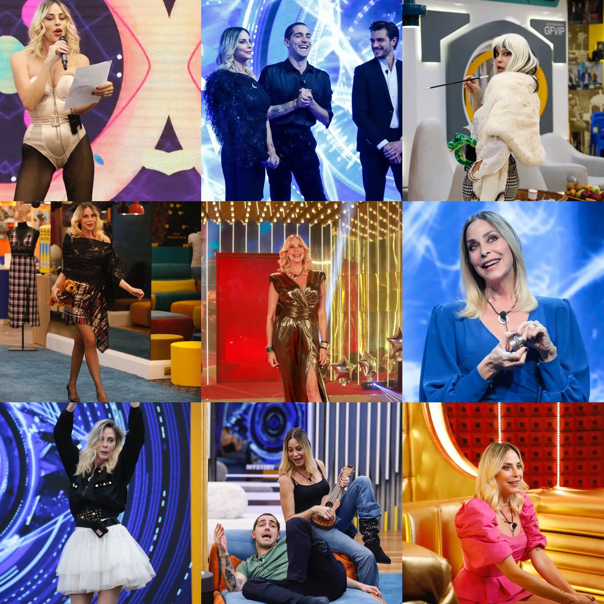 Replying to @GrandeFratello: Grazie Stefy 🐍 #GFVIP
