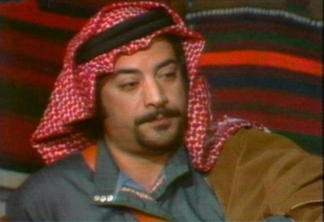 الراحل يوسف شعبان وإبداعه في مسلسل وضحى وابن عجلان البيان القارئ دائما