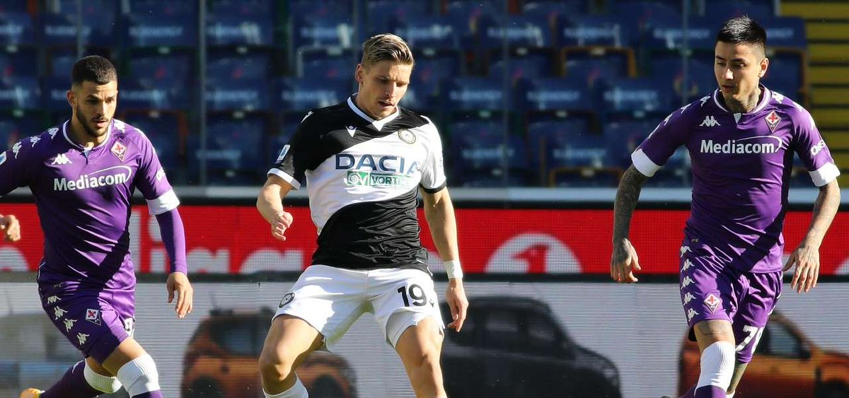 #UdineseFiorentina