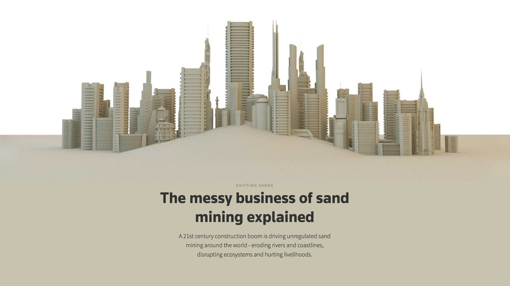 A deep dive by @Reuters, filled with eye-catching visuals, explains how unregulated sand mining causes serious environmental damage and jeopardizes livelihoods. Top 10 #ddj https://t.co/LvPP5G1x0f @TmarcoH @SimonScarr @katydaigle https://t.co/OAf2cjEZ9e