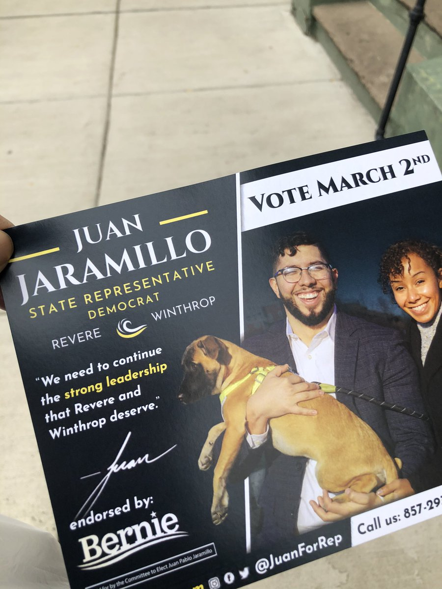 Back to my old stomping grounds knocking doors for @JuanForRep